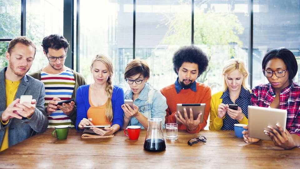 Los consumidores son cada vez más ávidos de vídeo y menos de lectura