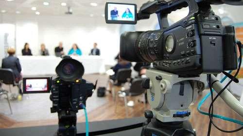 Camaras en Evento en Directo por Live Streaming