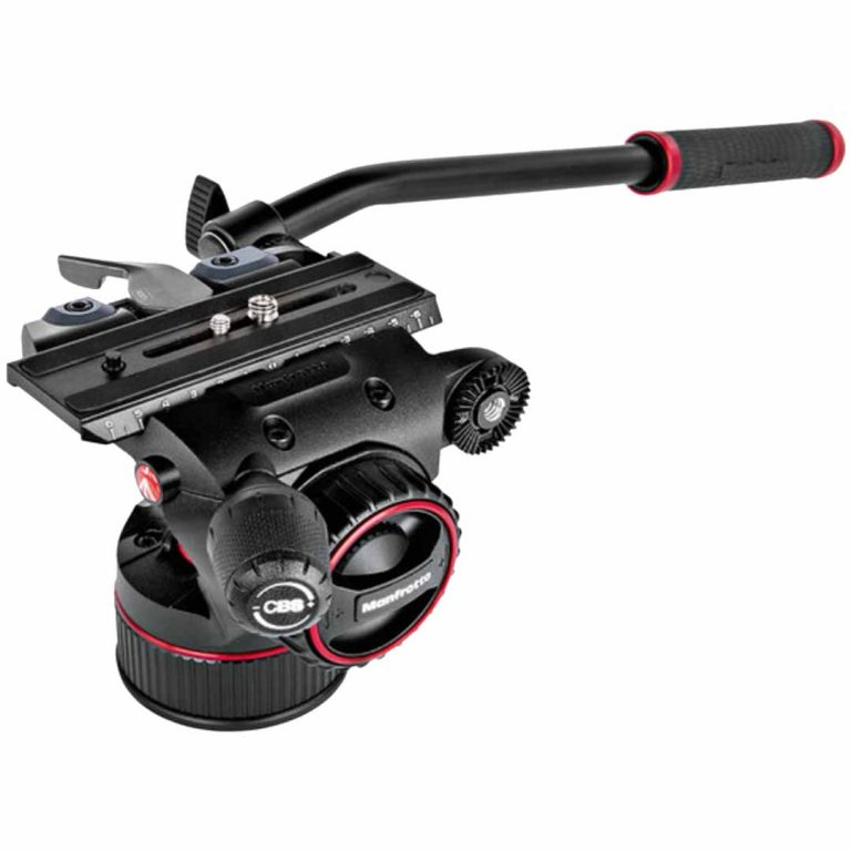 Manfrotto Nitrotech N8 toma lateral