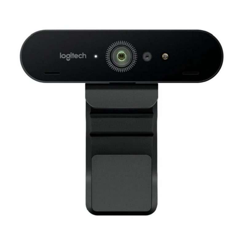 Webcam Logitech Brio 4K vista frontal