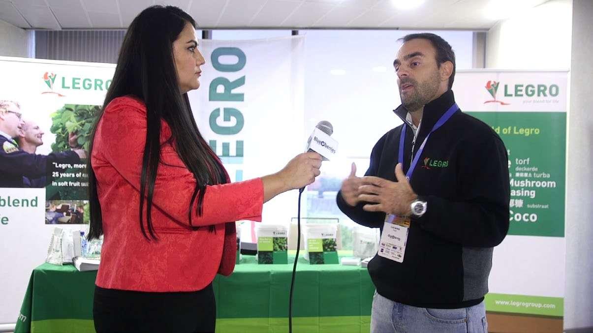 Entrevista en Feria a Stand de Exposición