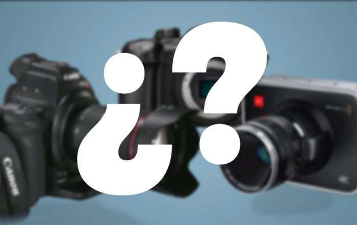 Qué cámara necesitas para hacer un streaming