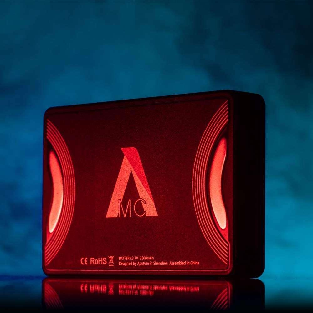 Aputure AL-MC - ofrece una gama de colores infinita