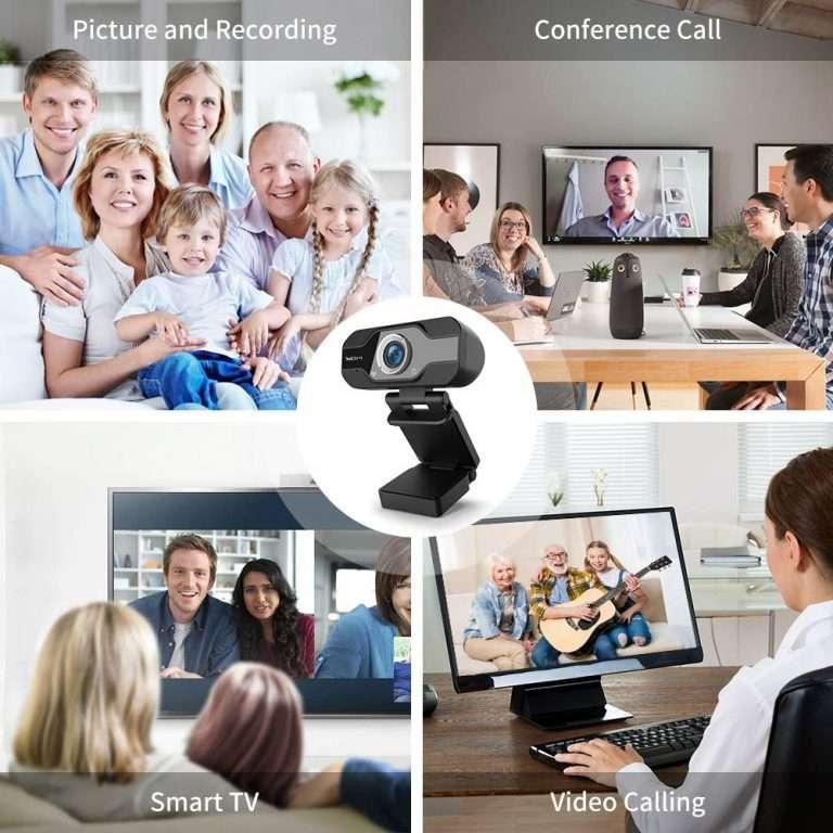 TedGem 1080p hace fotos, graba, la puedes usar en tu smartTV y para llamadas por Skype