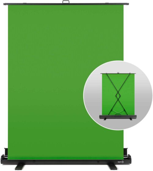 Elgato Green Screen - Panel Chromakey Plegable