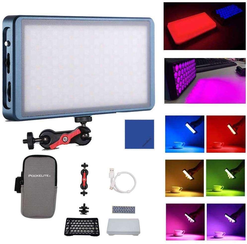Falcon Eyes F7 RGB LED Video Light
