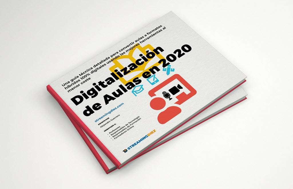 Digitalización de Aulas en 2020 - blanco