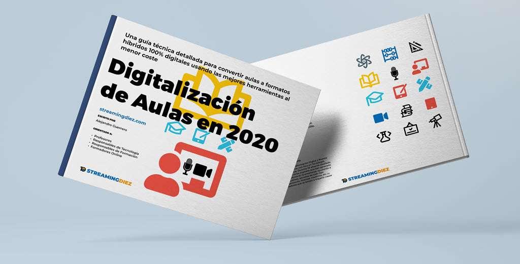 Digitalización de Aulas en 2020