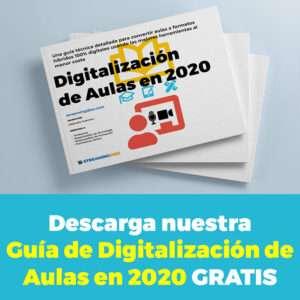 Libro gratis sobre Digitalización de Aulas Híbridas