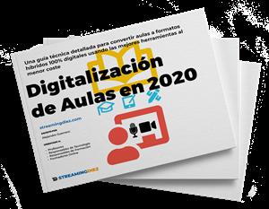 Digitalización de Aulas